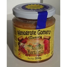Argodey Fortaleza - Almogrote Gomero Suave Kanarische Hartkäsepaste mild 200g hergestellt auf Teneriffa - LAGERWARE