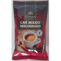 Bellarom - Cafe Molido Descafeinado Kaffee entkoffeiniert natürlich gemahlen 250g Tüte hergestellt auf Gran Canaria - LAGERWARE - MHD: 10.12.2020