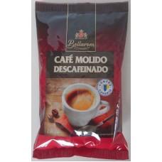 Bellarom - Cafe Molido Descafeinado Kaffee entkoffeiniert natürlich gemahlen 250g Tüte hergestellt auf Gran Canaria - LAGERWARE