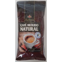 Bellarom - Cafe Molido Tueste Natural Röstkaffee gemahlen 500g Tüte hergestellt auf Gran Canaria - LAGERWARE MHD: 24.12.2020