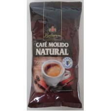 Bellarom - Cafe Molido Tueste Natural Röstkaffee gemahlen 500g Tüte hergestellt auf Gran Canaria - LAGERWARE