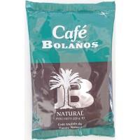 Cafe Bolanos - Cafe Molido de Tueste Natural Röstkaffee gemahlen 250g Tüte hergestellt auf Gran Canaria - LAGERWARE MHD: 28.06.2020