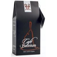 Cafe Platinum Tueste Natural Molido gemahlener Premium-Röstkaffee aus Agaete 250g hergestellt auf Gran Canaria