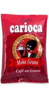 Carioca - Cafe Moka Molido Tueste Natural Röstkaffee gemahlen 155g Tüte hergestellt auf Teneriffa