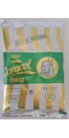 Caracol - Café Moka el Caracol Oro Tueste Natural Molido Kaffee gemahlen 250g Tüte hergestellt auf Teneriffa - LAGERWARE