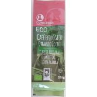 Comeztier - Eco Cafe Ecologico tueste natural molido Bio Röstkaffee gemahlen 250g Tüte hergestellt auf Teneriffa
