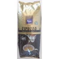 Emicela - Cafè Profesional Espresso Intenso Bohnenkaffee geröstet 1kg Tüte hergestellt auf Gran Canaria