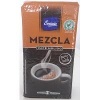Emicela - Cafè Molido Mezcla Röstkaffee gemahlen 250g Karton hergestellt auf Gran Canaria