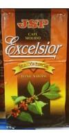 JSP - Cafe Molido Excelsior Tueste Natural Bohnenkaffee gemahlen 250g Karton hergestellt auf Teneriffa - LAGERWARE