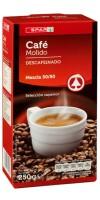 Spar - Cafe Molido Mezcla Descafeinado Röstkaffee gemahlen entkoffeiniert 250g hergestellt auf Teneriffa
