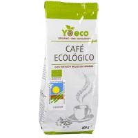 Yoeco - Cafe Ecologico Bio Kaffee gemahlen 200g Tüte hergestellt auf Teneriffa
