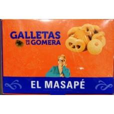 El Masapè - Galletas de La Gomera Kekse 800g hergestellt auf La Gomera - LAGERWARE
