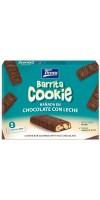 Tirma - Barrita Cookie Banada en Chocolate con Leche Schokoriegel 5x 21,6g hergestellt auf Gran Canaria
