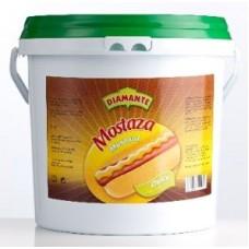 Diamante - Mostaza Dulce Mustard Senf süss 5kg hergestellt auf Gran Canaria