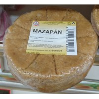 Dulceria Nublo - Mazapan Marzipan-Kuchen 900g hergestellt auf Gran Canaria