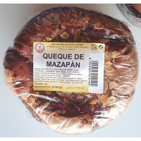 Dulceria Nublo - Queque de Mazapan Marzipankuchen 700g hergestellt auf Gran Canaria