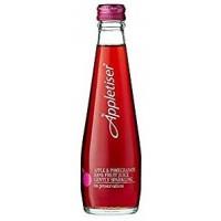 Appletiser - Manzana & Granada Apfelschorle mit Granatapfel 275ml Glasflasche