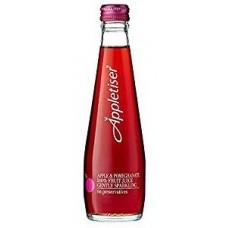 Appletiser - Manzana & Granada Apfelschorle mit Granatapfel 275ml Glasflasche - LAGERWARE
