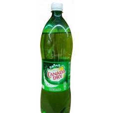 Canada Dry -  Ginger Ale Flasche 1,5l PET-Flasche hergestellt auf Gran Canaria