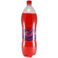 Clipper - Fresa Erdbeer-Limonade 1,5l PET-Flasche hergestellt auf Gran Canaria