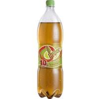 Clipper - Manzana Apfelschorle 10% Saftanteil 1,5l PET-Flasche hergestellt auf Gran Canaria