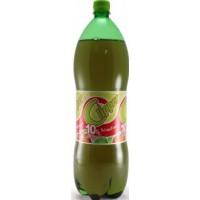 Clipper - Manzana Apfelschorle 10% Fruchtsaftanteil 2l PET-Flasche hergestellt auf Gran Canaria