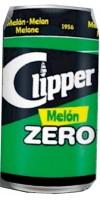 Clipper - Melon Zero Lemonada Melonen-Limonade zuckerfrei 330ml Dose hergestellt auf Gran Canaria - LAGERWARE