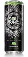 Firgas - Sou Tonic Water No3 Citrus & a touch of ginger Indian Green Dose 8x 330ml hergestellt auf Gran Canaria - LAGERWARE