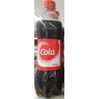 Hacendado - Cola 500ml PET-Flasche hergestellt auf Gran Canaria