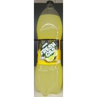 Fresh Gas - Limon Zero Lemonada Zitronen-Llimonade zuckerfrei 2l PET-Flasche hergestellt auf Gran Canaria