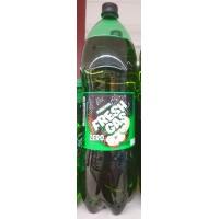 Fresh Gas - Manzana Zero Lemonada Apfelschorle zuckerfrei 2l PET-Flasche hergestellt auf Gran Canaria