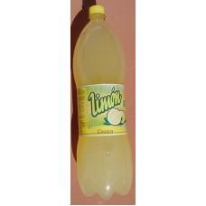 Gianica - Limon Lemonada Zitronen-Limonade 6% 2l PET-Flasche hergestellt auf Gran Canaria