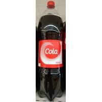 Hacendado - Cola 2l PET-Flasche hergestellt auf Gran Canaria