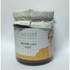 El Masapè - Mermelada de Higo Kaktusfeigen-Marmelade 290g hergestellt auf La Gomera