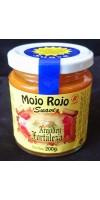 Argodey Fortaleza - Mojo Rojo Suave 200g hergestellt auf Teneriffa - LAGERWARE