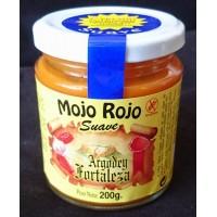 Argodey Fortaleza - Mojo Rojo Suave 200g hergestellt auf Teneriffa - LAGERWARE - MHD: 31.04.2020