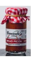 Bernardo's Mermeladas - Mojo Canario Picón Mojosauce scharf 90ml hergestellt auf Lanzarote