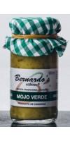 Bernardo's Mermeladas - Mojo Canario Verde grüne milde Mojosauce 90ml hergestellt auf Lanzarote