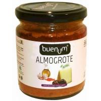 Buenum - Almogrote Hartkäsepaste 200g hergestellt auf Teneriffa