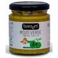 Buenum - Mojo Verde Sauce Salsa Canaria 200g hergestellt auf Teneriffa