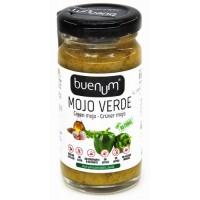 Buenum - Mojo Verde Sauce Salsa Canaria 85g hergestellt auf Teneriffa