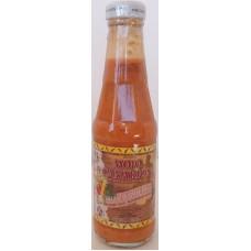 Mojo Canarion - Mojo Agridulce Mojosauce süßsauer 300ml/290g Flasche hergestellt auf Gran Canaria - LAGERWARE - MHD: 10.05.2020