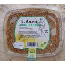 El Atlante - Adobo Canario getrocknete Gewürzmischung für Soßen 60g hergestellt auf Teneriffa - LAGERWARE