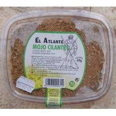 El Atlante - Mojo Cilantro getrocknete Gewürzmischung für Soßen 60g hergestellt auf Teneriffa - LAGERWARE