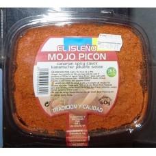 El Isleno - Mojo Picon Gewürzmischung getrocknet für Sauce 60g hergestellt auf Teneriffa - LAGERWARE