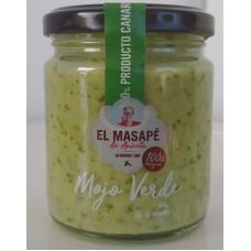 El Masapè - Mojo Verde 220g hergestellt auf La Gomera - LAGERWARE