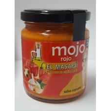 El Masapè - Mojo Rojo 220g hergestellt auf La Gomera