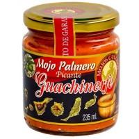Guachinerfe - Mojo Palmero Suave kanarische Mojosauce mild 200g/235ml hergestellt auf Teneriffa