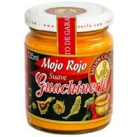 Guachinerfe - Mojo Rojo Suave rote milde Mojosauce 235ml hergestellt auf Teneriffa