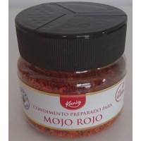 Kania - Mojo Rojo Condimento Gewürzmischung getrocknet Streudose 75g hergestellt auf Teneriffa